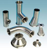 Clamp Fittings, Adaptors & Hose Tails