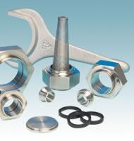 Hygienic fittings & unions